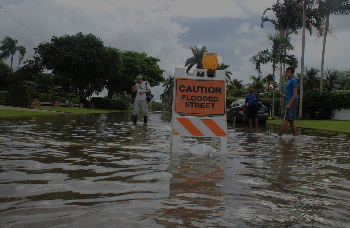 Rising Sea Levels Flooding Underground Fiber in Miami